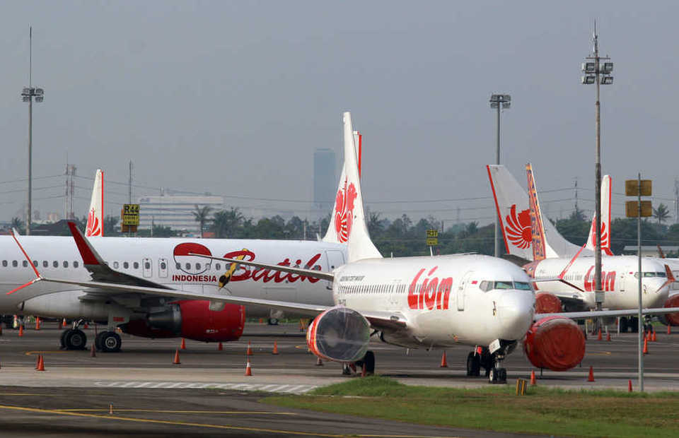 Lion Air Group Emerging Markets