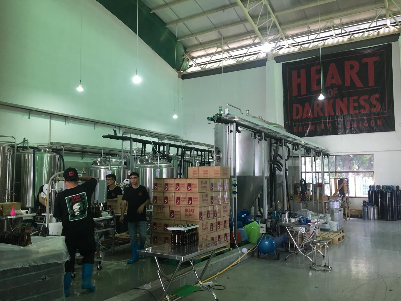 Thai Craft Beer In Vietnam Emerging Markets